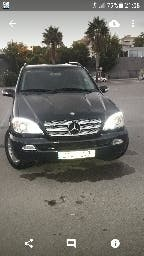 Mercedes-Benz ml 2004
