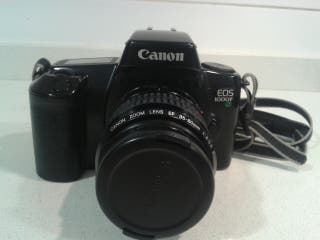 Cámara reflex Canon EOS 1000F N (Carrete)