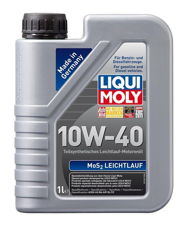aceite 10w40 liqui moly 5l