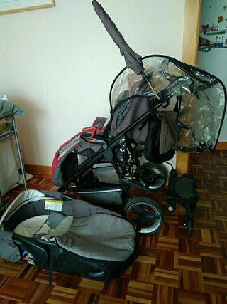 carro bebé jane matrix