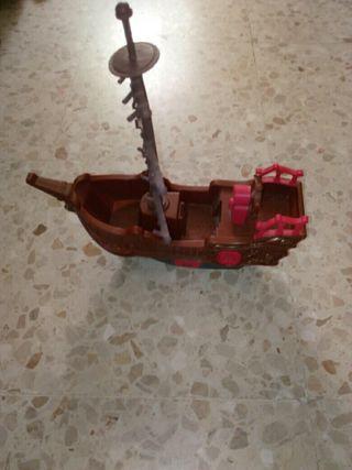 barco pirata con luz y sonidos