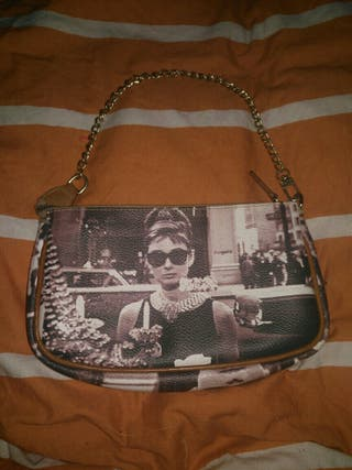 Bolso bagghy Audrey Hepburn