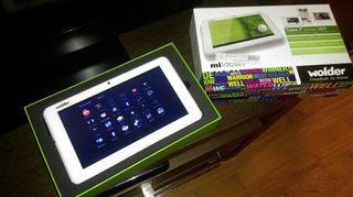 Tablet WOLDER para niños