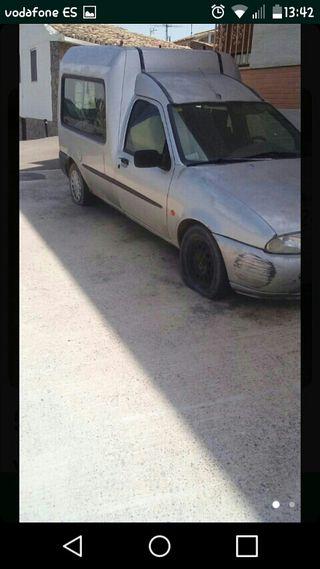 furgoneta pekeña