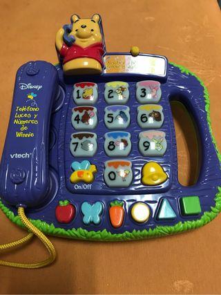 Juguete telefono