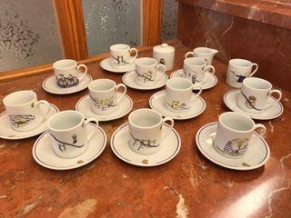 Colección juego de café Del Real Madrid