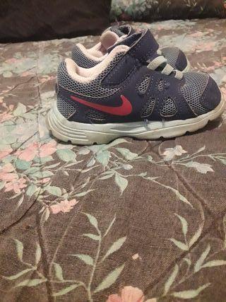 zapatillas nike de niña