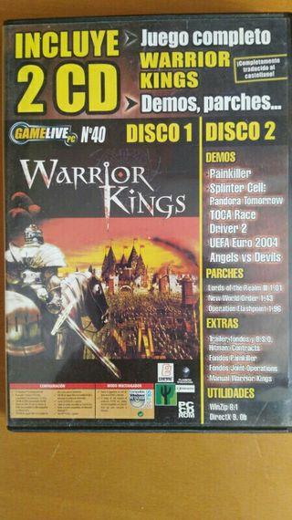 warrior king gamelive pc