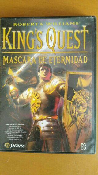king's quest mascara de eternidad juego para pc