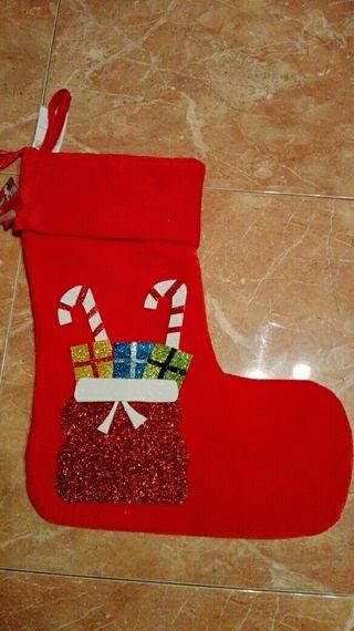 botas navidad