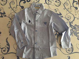 camisa de botones 1 año