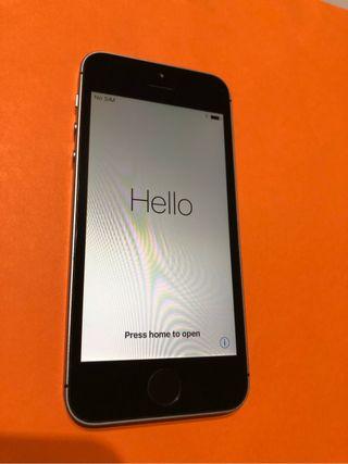 Iphone SE 16gb negro libre