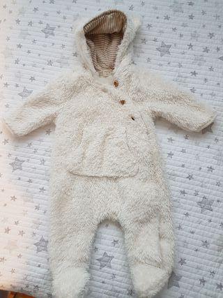 buzo oso zara bebe