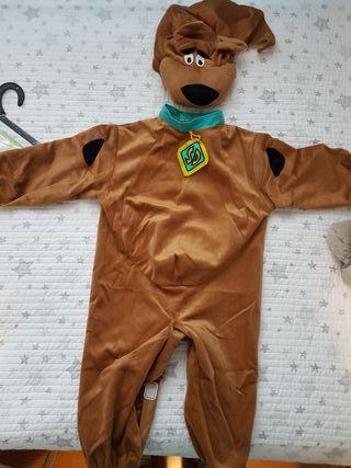 Disfraz bebe/niño Scooby Doo