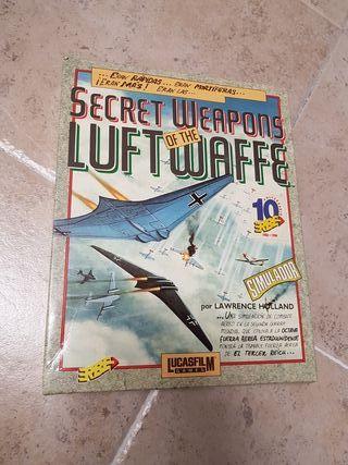 OFERTON.Secret Weapons of the Luftwaffe. Lucasfilm
