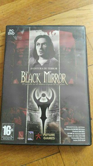 the black mirror juego pc
