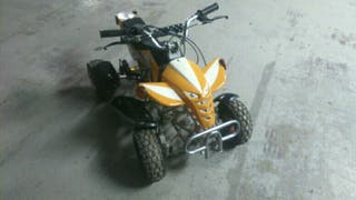 Mini Quad de gasolina, 49cc
