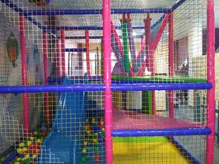Dos Parques infantiles