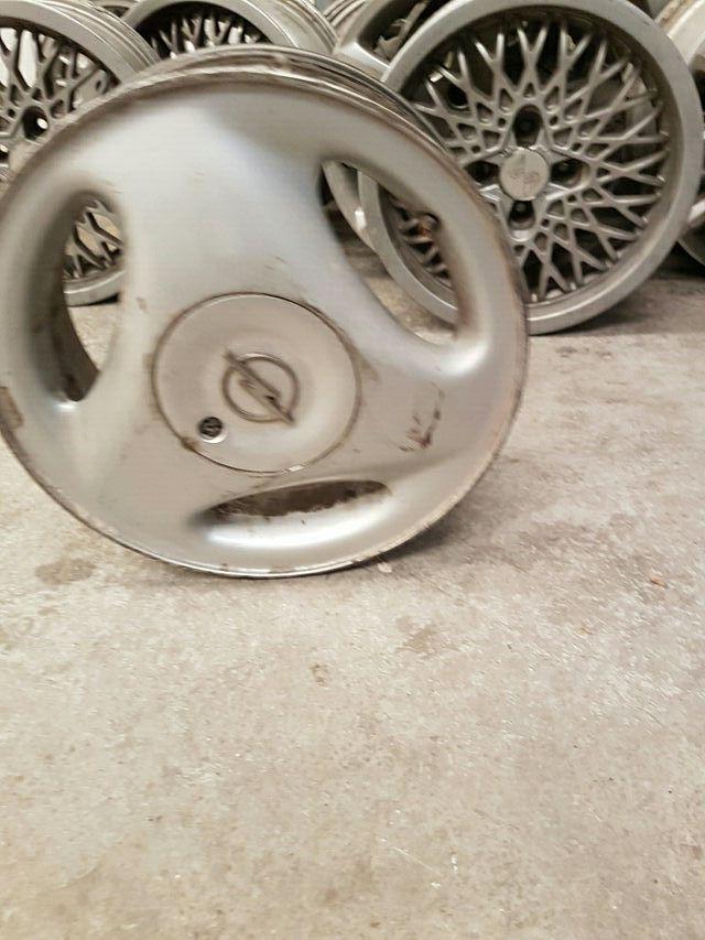 llantas de aluminio OPEL corsa, Astra