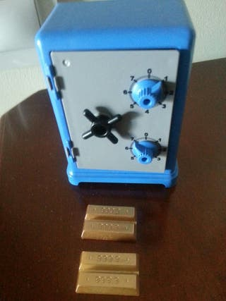 Playmobil caja fuerte