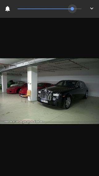 alquiler garaje
