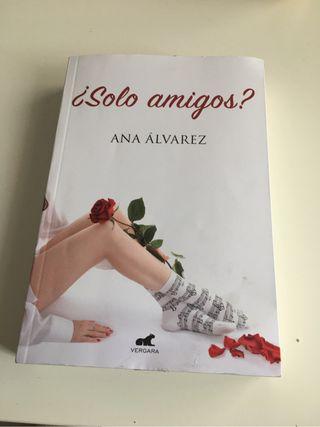 Libro SOLO AMIGOS????