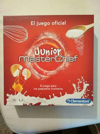 Juego MasterChef Junior