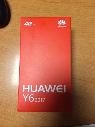 Huawei y6 2017 4g lite
