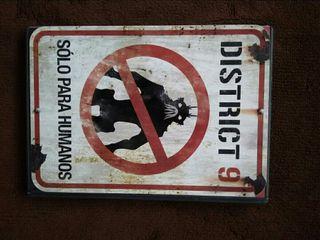 distrit 9 DVD