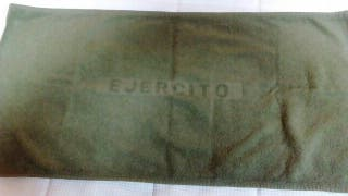 toalla verde grande