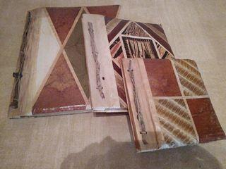 álbumes artesanales estilo natural