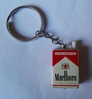 Llavero «Marlboro»