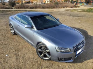Audi A5 coupe 2.7 V6Tdi, 190cv paquete S-line, full equip