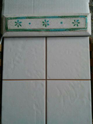 Azulejos y cenefas NUEVOS para baño o cocina