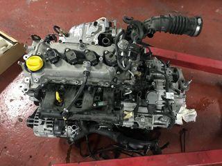 Motor Renault captur