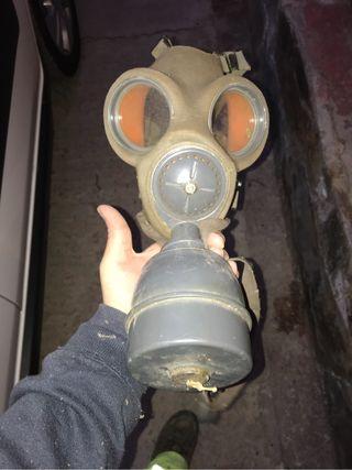 Mascara de gas guerra civil española