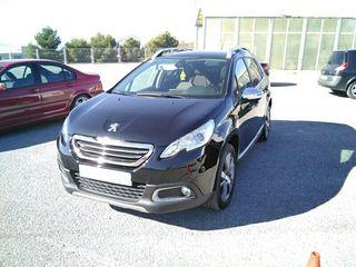 Peugeot 2008 1.6 HDI ALLURE 2013