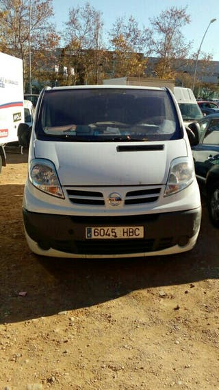 Nissan Primastar 2011