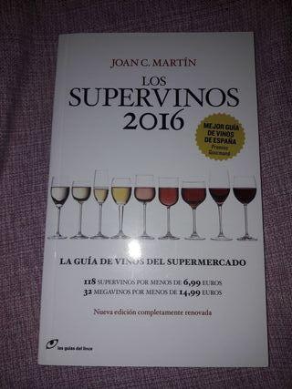 Los Supervinos 2016 Mejor Guia de Vinos de España