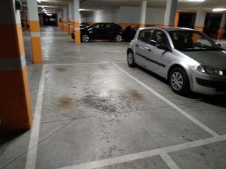 Plaza de garaje en la Tenería (Pinto)