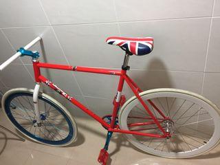 Bici fixed personalizada brit