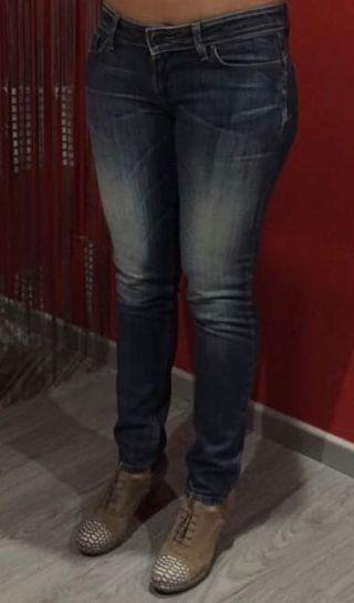 Pantalon Vaquero Salsa