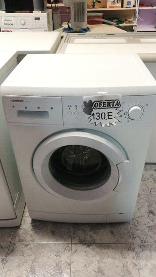 lavadora seminueva.