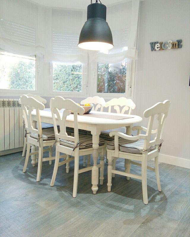 Pintar muebles de comedor de segunda mano por 30 € en Colonia Alto ...