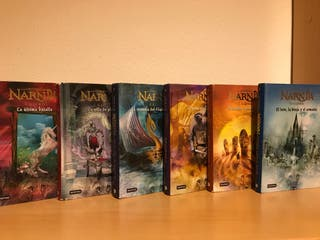 Libro Colección Las crónicas de Narnia