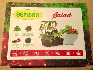 Kit de cultivo SEMBRA Salad