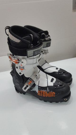 bótas esqui de travesia