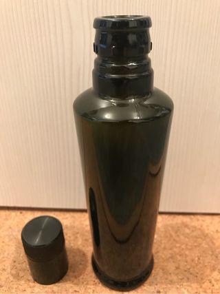 Botellas de cristal de 250ml+tapon dosificador
