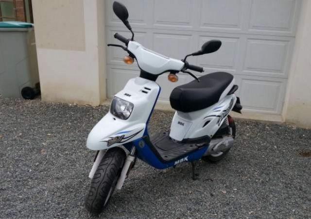 Moto mbk