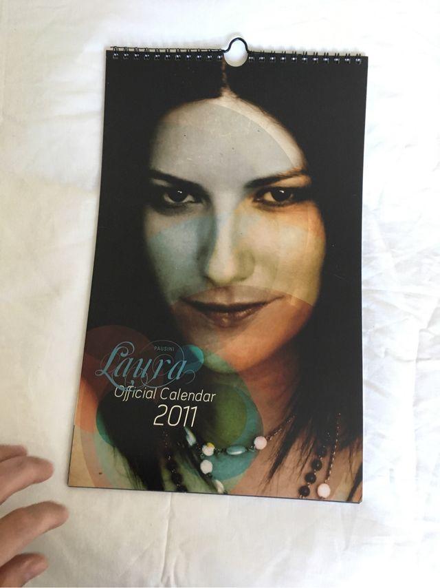 Calendario Laura.Calendario Laura Pausini 2011 De Segunda Mano Por 4 En